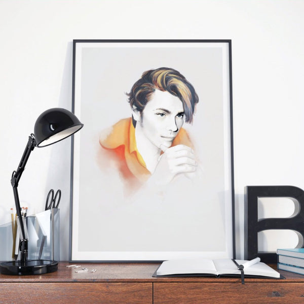 Print | River Phoenix - Mike Waters - My Own Private Idaho