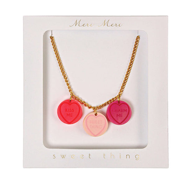 Necklace | Love heart