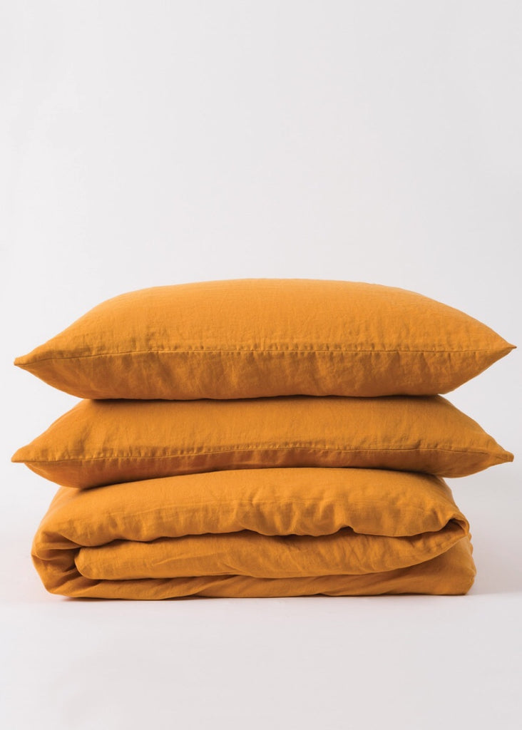 Duvet Cover | Pumpkin