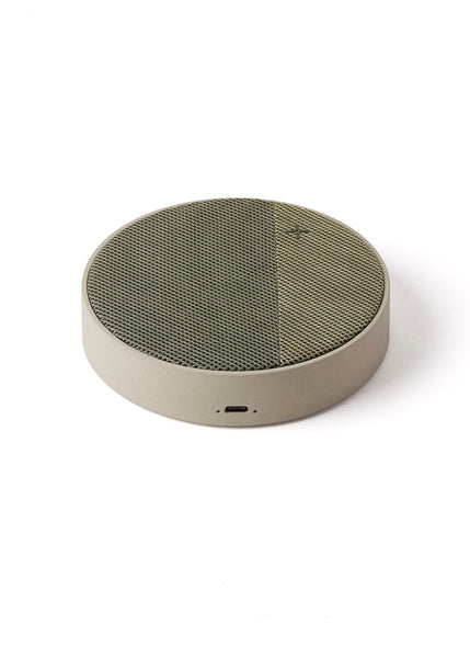 Charger and Speaker | Oslo Energy (Stone/Khaki)