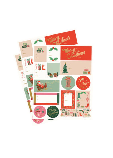 Stickers | Deck & Halls