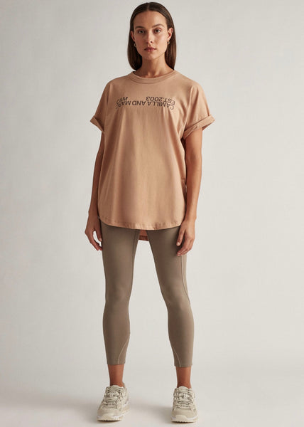 Top | Huntington 2.0 Tee (Italian Clay)