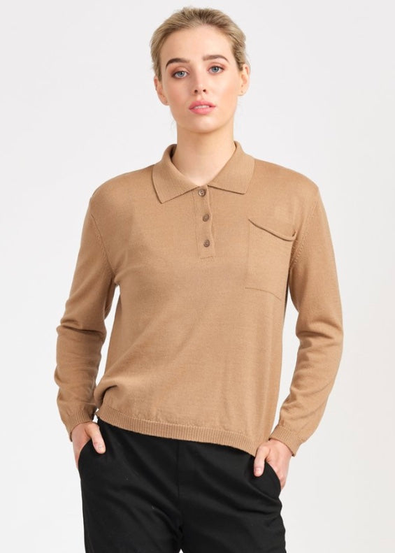 Jumper | Angie (FIR / Olive Green)