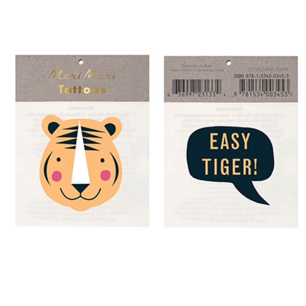 Tattoo | Easy Tiger