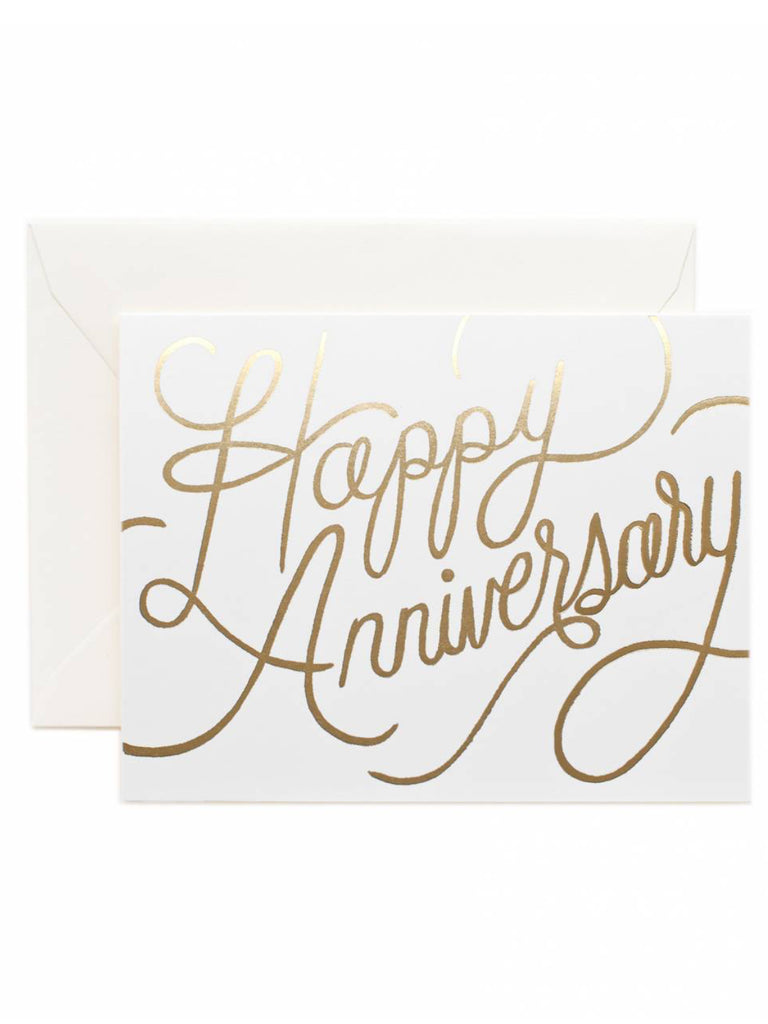 Card | Happy Anniversary