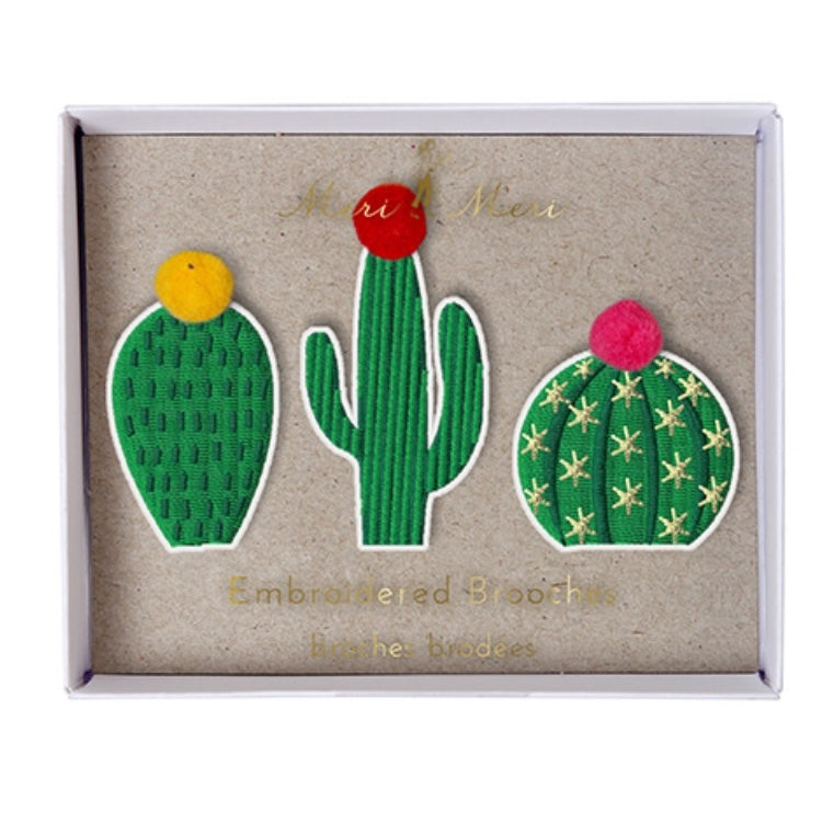 Brooches | Cacti