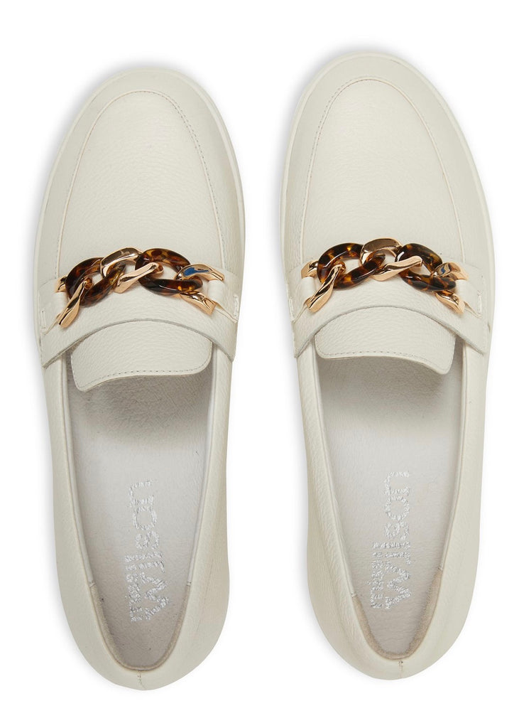 Loafers | Marla (Cream)