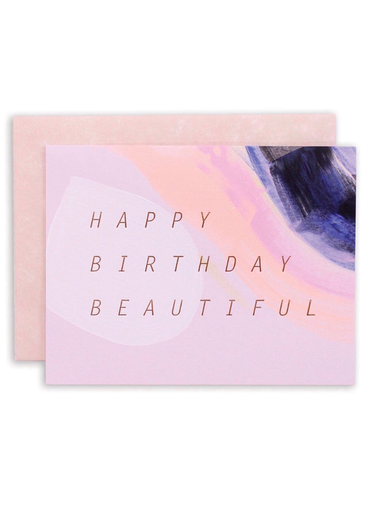 Card | Birthday Beautiful
