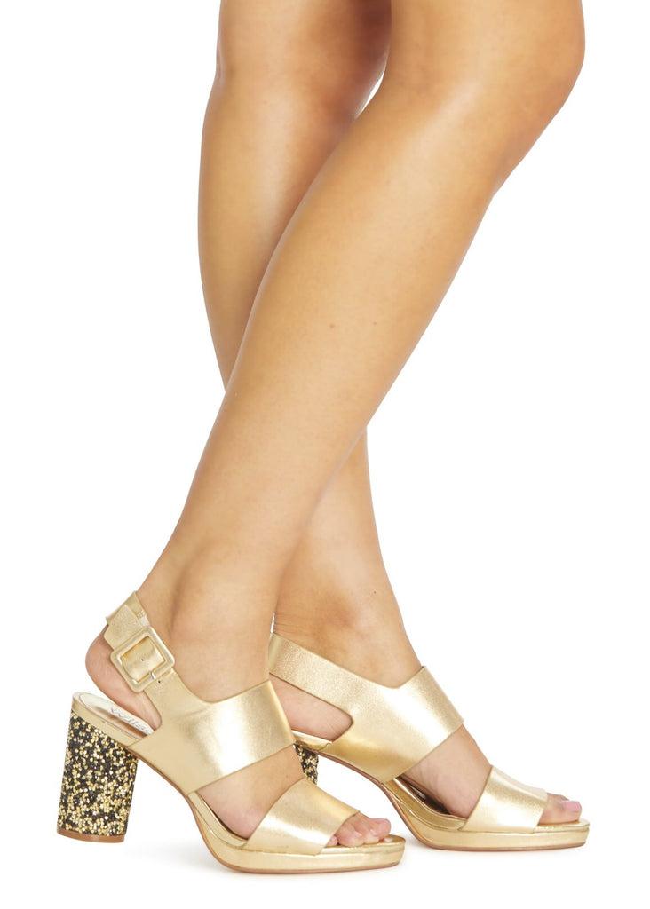 Shoes | Helena (Gold)