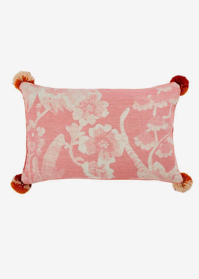 Cushion | Cattleya Pink