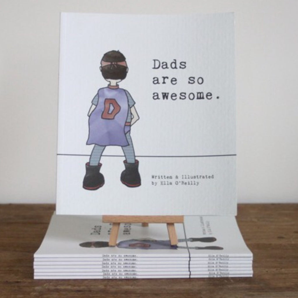 Book | Dads are so awesome