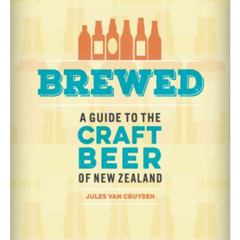 Brewed | A guide to Craft Beer