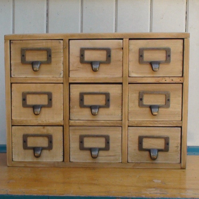 Storage | 9 drawer unit