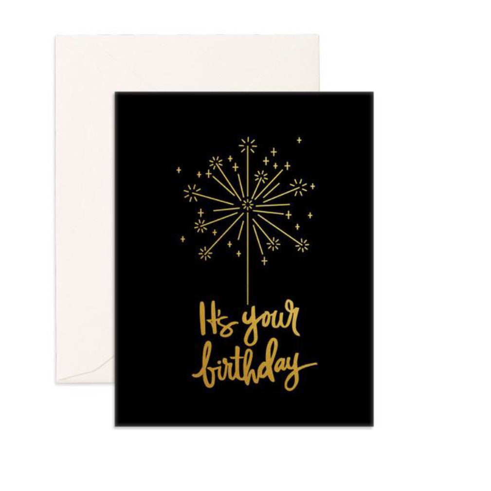 Card | Birthday Sparkler