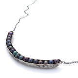 Necklace | Sea Pod Crescent