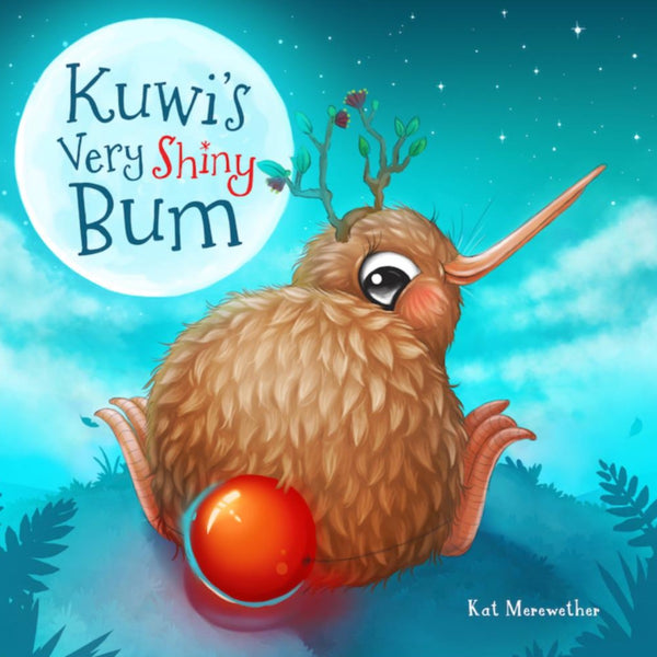 Book | kuwi's very shiny Bum