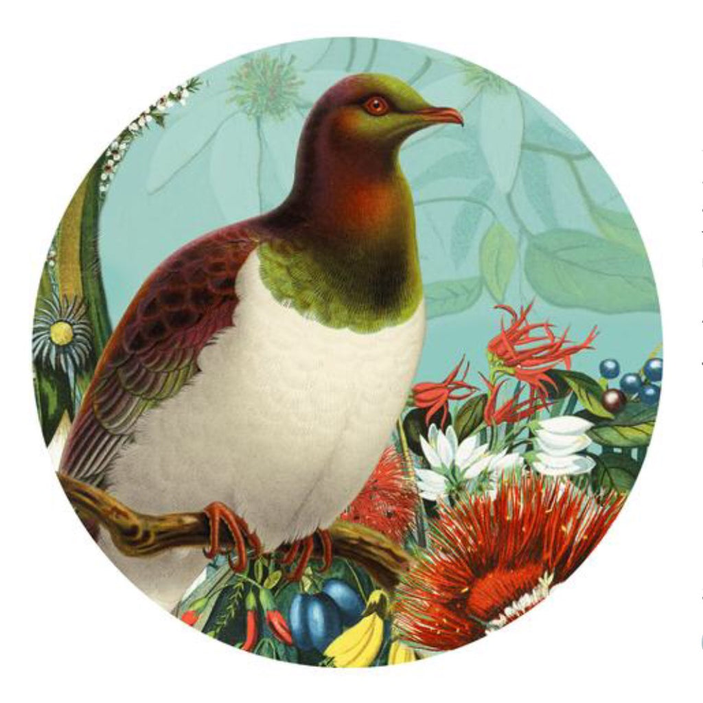 Art Spot | Botanical Kereru