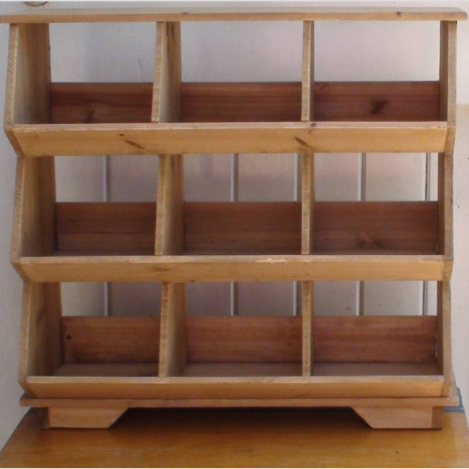 Storage | 9 Grid Shelf