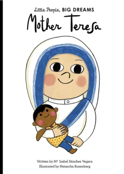 Book | Mother Theresa (Little People, Big Dreams)