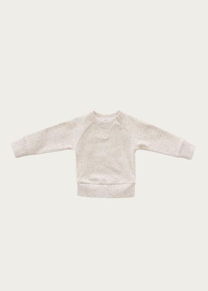 Dylan Sweatshirt | Honey Fleck