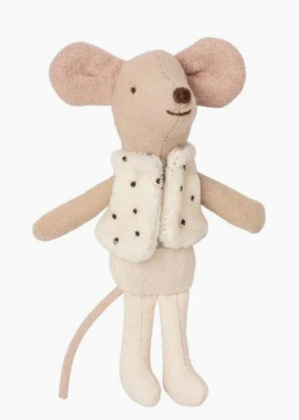 Soft Toy | Dancer Little Brother Mouse