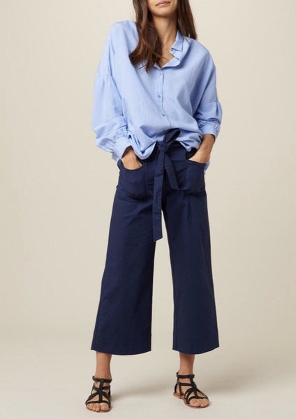 Trousers | Nautilus (Blue)