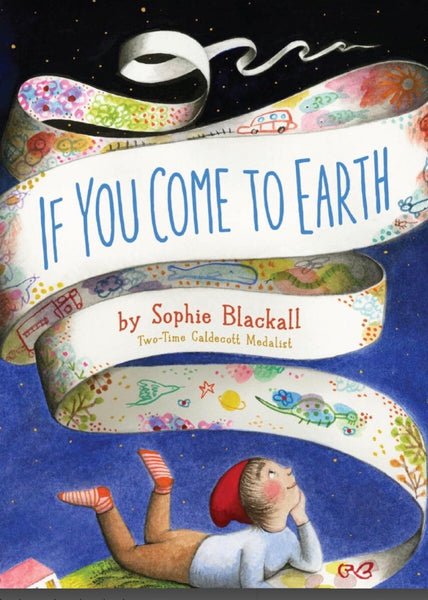 Book | If You a come To Earth (Sophie Blackall)