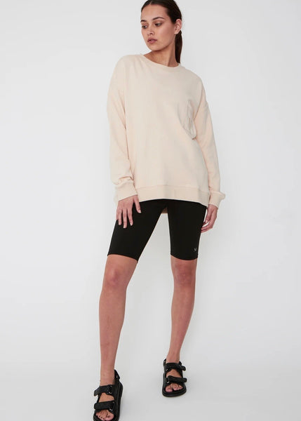 Sweater | Pocket Crew (Oatmeal)