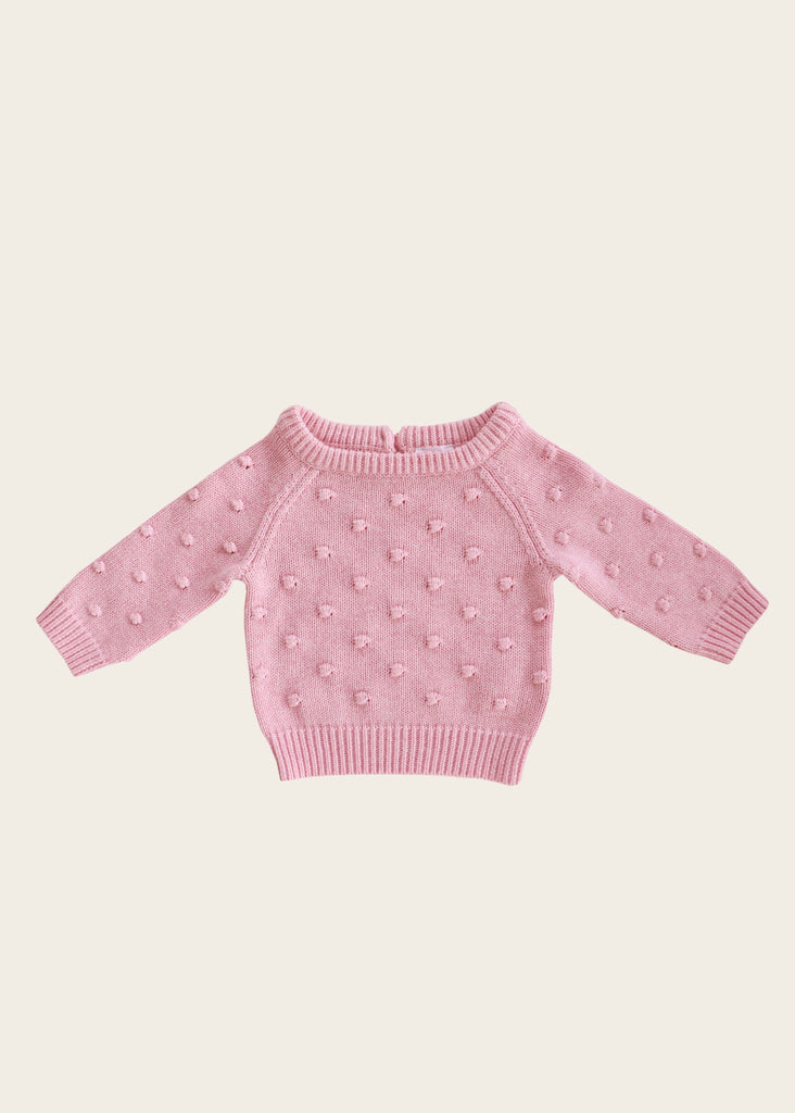 Jumper | Dotty Knit (Marshmallow Marle)