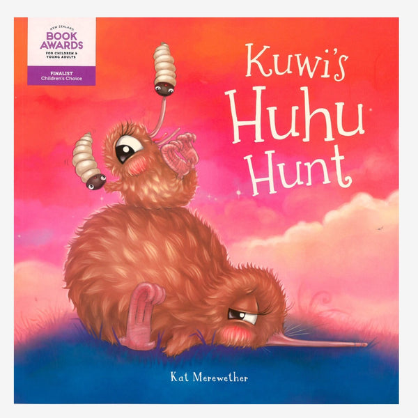 Book | kuwi Huhu Hunt