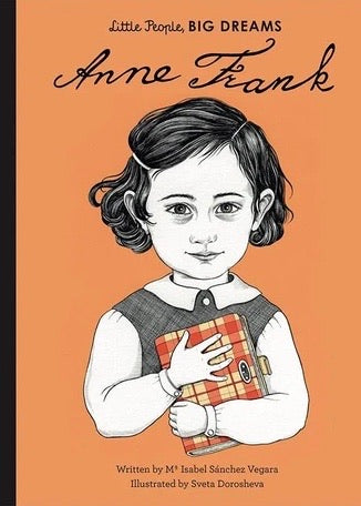 Book | Anne Frank (Little People, Big Dreams)