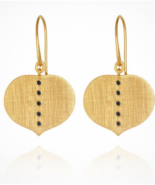 Earrings | Adella (Gold)