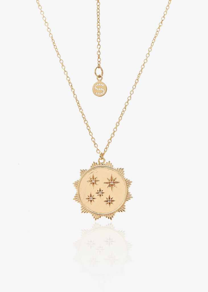 Necklace | Stars of Dreams (Gold)