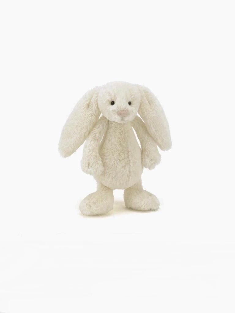 Soft Toy | Small Cream Bunny