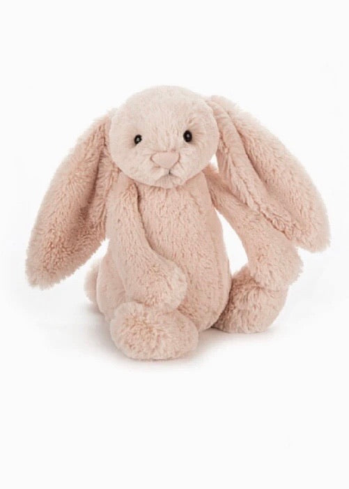Soft Toy | Medium Blush Bunny