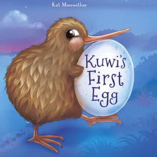 Book | kuwi First Egg