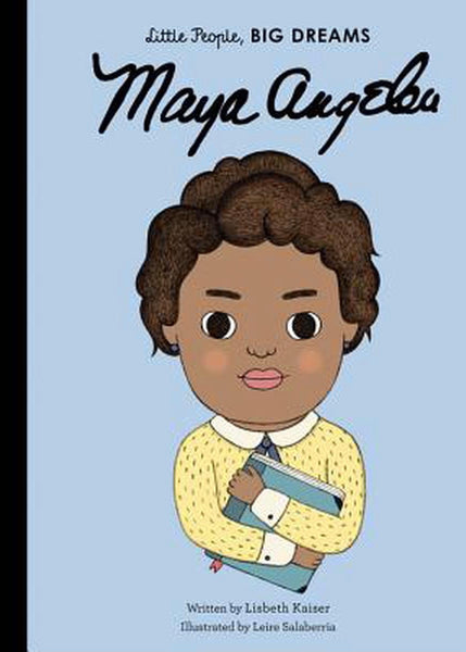 Book | Maya Angelou (Little People, Big Dreams)