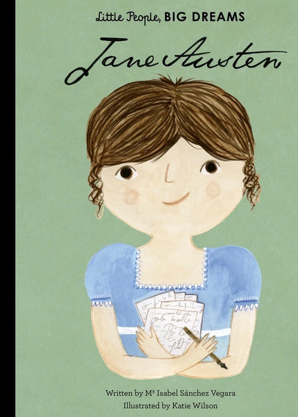 Book | Jane Austen (Little People, Big Dreams)