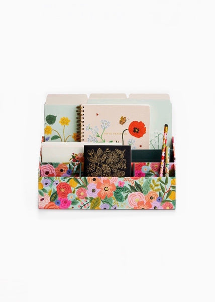 Desk Organiser (Garden Party)