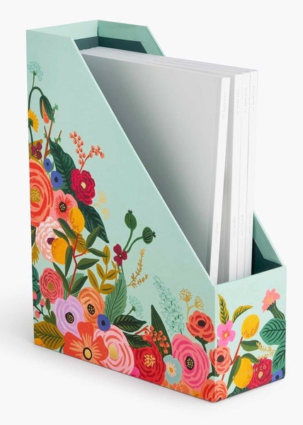 Magazine Holder (Garden Party)