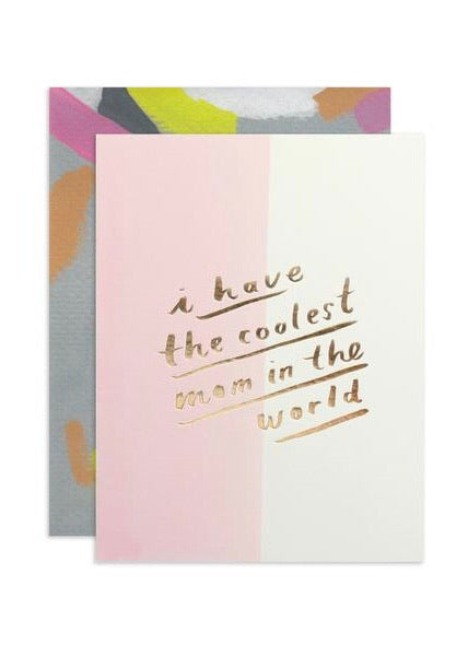 Card | Coolest Mum