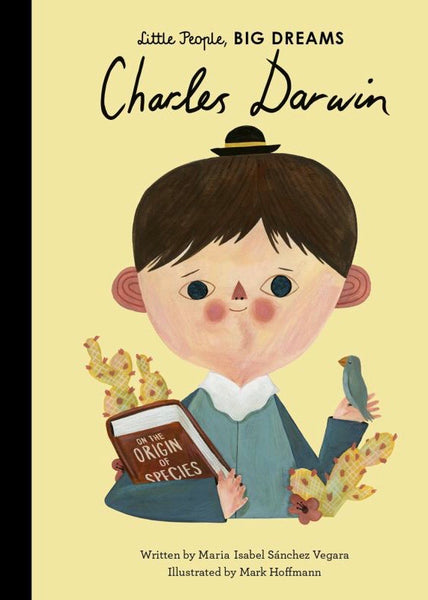 *Coming Soon* Book | Charles Darwin (Little People, Big Dreams)