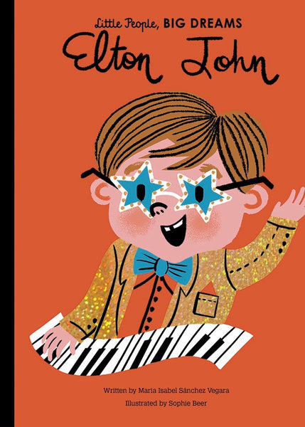 *Coming Soon* Book | Elton John (Little People, Big Dreams)