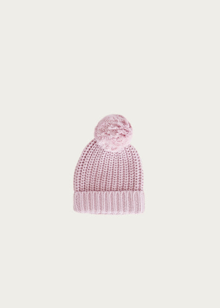 Cosy Hat | Old Rose