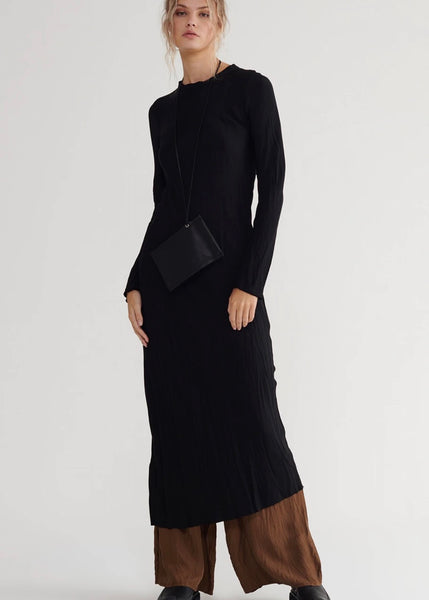 Dress | Washed Core (Black)