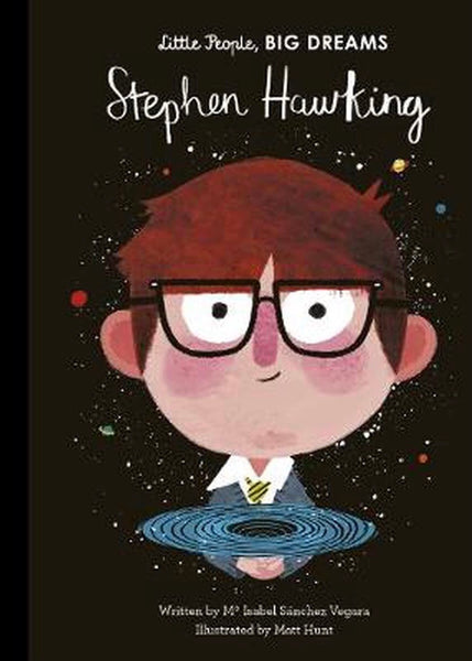 *Coming Soon* Book | Stephen Hawking (Little People, Big Dreams)