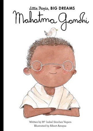 Book | Ghandi (Little People, Big Dreams)