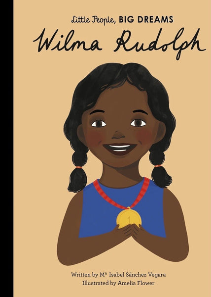 Book | Wilma Rudolph (Little People, Big Dreams)