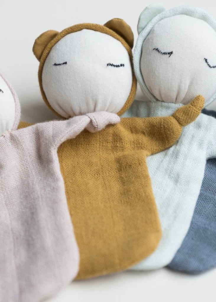 Toy | Cuddle Doll (Ochre)