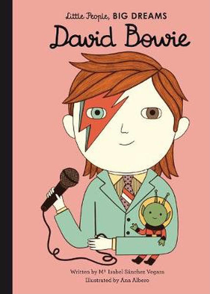 *Coming Soon* Book | David Bowie (Little People, Big World)